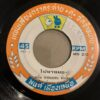 THAI #68 CRAZY PSYCH FUNK LUK THUNG RARE LIGHT IN THE ATTIC THAILAND 45 HEAR